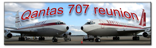 Qantas Boeing 707